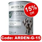 Arden Grange Partners Sensitive - White Fish with Potato
