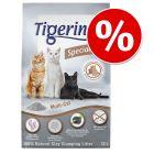 AREIA DO MÊS: Tigerino Special Care Areia para gatos - Multi-Cat a preço especial!
