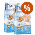 ARENA DEL MES: Tigerino Nuggies aglomerante 2 x 14 l ¡a precio especial!