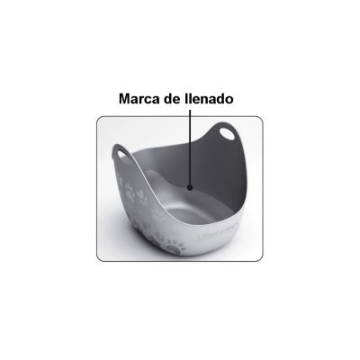 Arenero descubierto LitterLocker® LitterBox para gatos