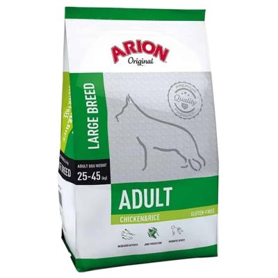 Arion Original Adult Large Breed Chicken & Rice