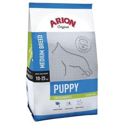 Arion Original Puppy Medium Breed Chicken & Rice