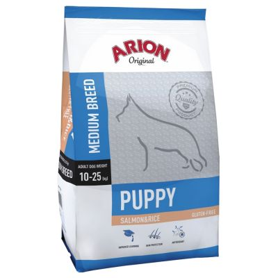 Arion Original Puppy Medium Breed Salmon & Rice