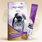 As an Add-on: My Star Creamy Snack 8 x 15g