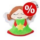 25% скидка! Игровая подушечка Aumüller рождественский ангел