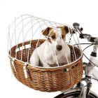 Aumüller Coș pentru bicicletă cu grilaj de protecție