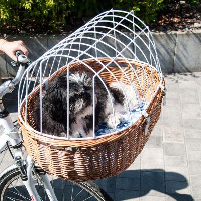 Fahrradkorb hund vorne