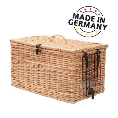 Aumüller Wicker Basket Cat Den