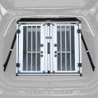 Autogordel voor transportboxen