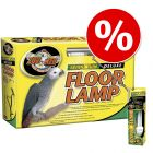 AvianSun Deluxe Stehlampe + UV-Kompaktlampe