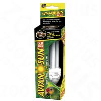 AvianSun 5.0 UVB Compact Fluorescent Bird Lamp