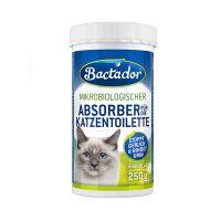 Bactador Absorber für die Katzentoilette Granulat
