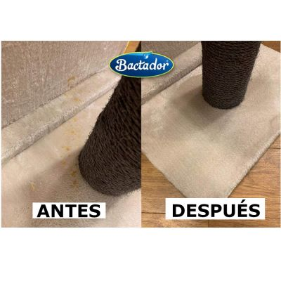 Bactador spray quitamanchas y quitaolores
