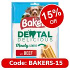 Bakers Dental Delicious Medium - Beef