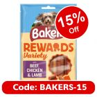 Bakers Rewards Variety - Beef, Chicken & Lamb