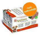 Balení na zkoušku: Applaws Dog Pate 5 x 150 g