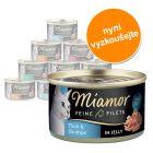 Balení na zkoušku Miamor Feine Filets 12 x 100 g