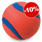 Balle Ultra Ball Chuckit! : 10 % de remise !