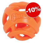 Balle Chuckit! Breathe Right Fetch Ball pour chien : 10 % de remise !