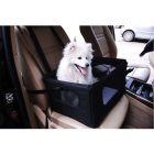 Banco para automóvel para cães de porte pequeno e gatos