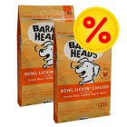 Barking Heads Dry Food Multibuys 2 x 12kg