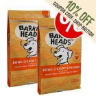 Barking Heads Dry Food Economy Pack 2 x 12kg