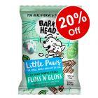 Barking Heads Floss N Gloss Dental Sticks - 20% Off!*