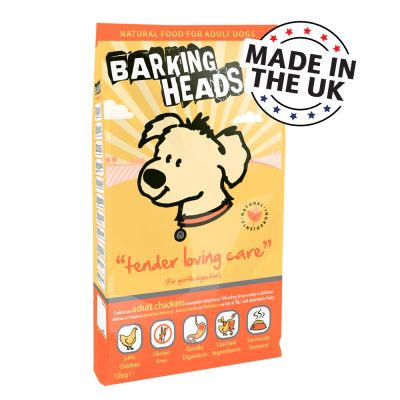 Barking Heads Tender Loving Care, poulet pour chien
