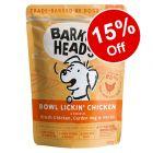 Barking Heads Wet Dog Food - 15% Off!*