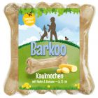 Barkoo Chew Bones Summer Edition - Chicken & Banana