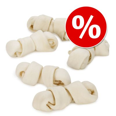 Barkoo Chunky Knotted Bone Saver Pack