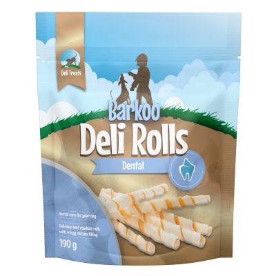 Barkoo Deli Rolls Dental