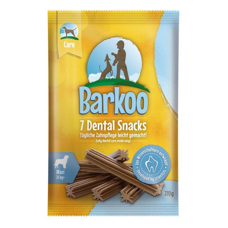Barkoo Dental Snacks, 7 kpl
