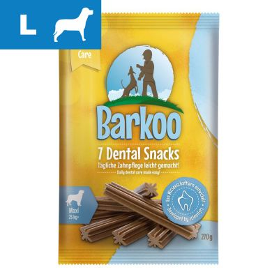 Barkoo Dental Snacks, L