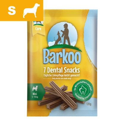 Barkoo Dental Snacks, S