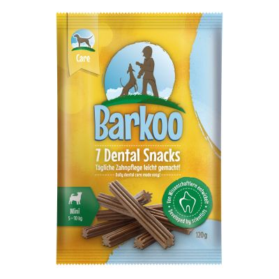 Barkoo Dental Snacks till specialpris!
