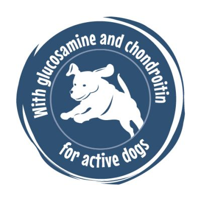 Barkoo Filled Chew Bone – Active (with Glucosamine)