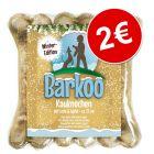 Barkoo huesos prensados de piel de vacuno - Edición de invierno ¡por solo 2€!