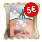 Barkoo huesos rellenos 6 x 12 cm ¡por solo 5€!