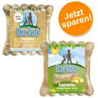 Barkoo Kauknochen Summer-Winter-Edition: mit Huhn & Banane + Ente & Apfel
