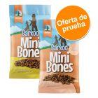 Barkoo Mini Bones snacks semihúmedos - Pack de prueba