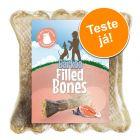 Barkoo ossos recheados sem cereais - Pack de experimentação