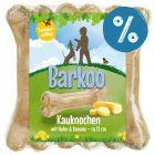 Barkoo Summer Edition: Ossi pressati con Pollo & Banana