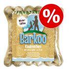 Barkoo Winteredition: Kauknochen Ente-Apfel zum Probierpreis