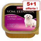 Barquettes Animonda vom Feinsten 5 x 150 g + 150 g offerts !