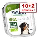 Barquettes Yarrah 10 x 150 g + 2 barquettes offertes !