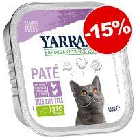 Barquettes Yarrah 12 x 100 g : 15 % de remise !