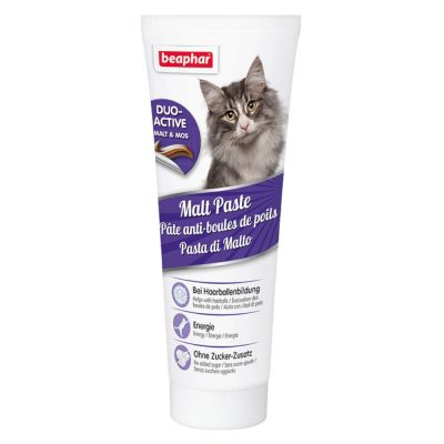 beaphar Anti-Hairball Malt Paste