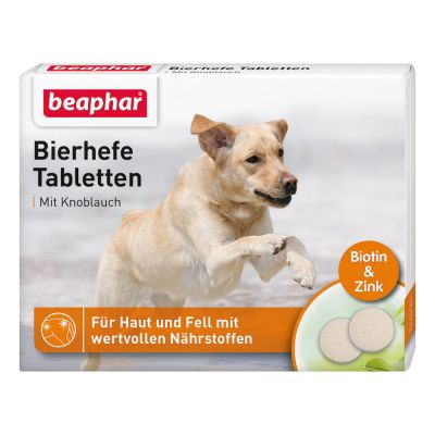 beaphar Bierhefe Tabletten