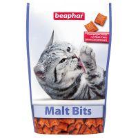 beaphar Bocaditos de malta Malt-Bits snack para gatos